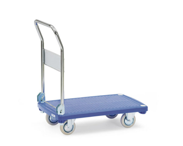 Kunststof platformwagen