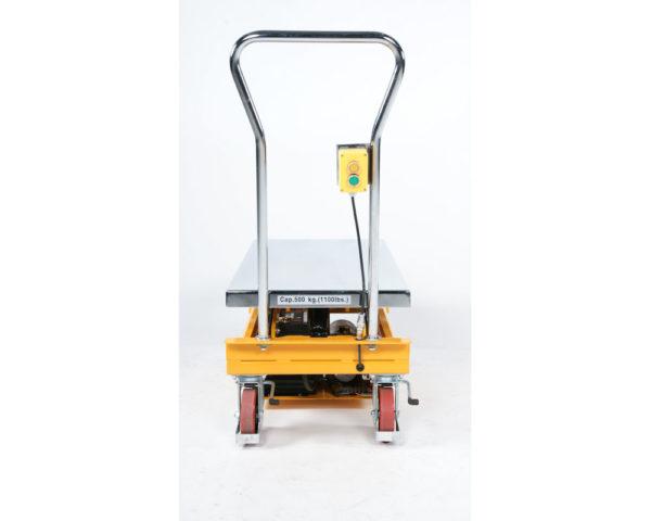 heftafel elektrisch 500 kg