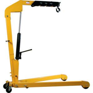 werkplaatskraan tot 1000 kg