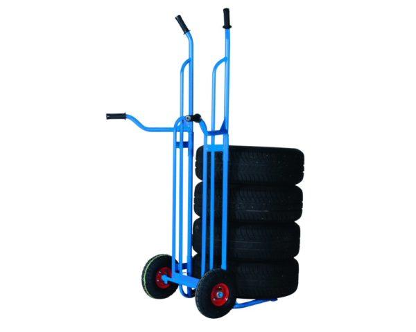 banden steekwagen 200 kg