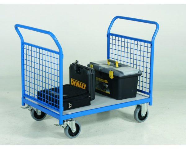 Transportwagen voor magazijn