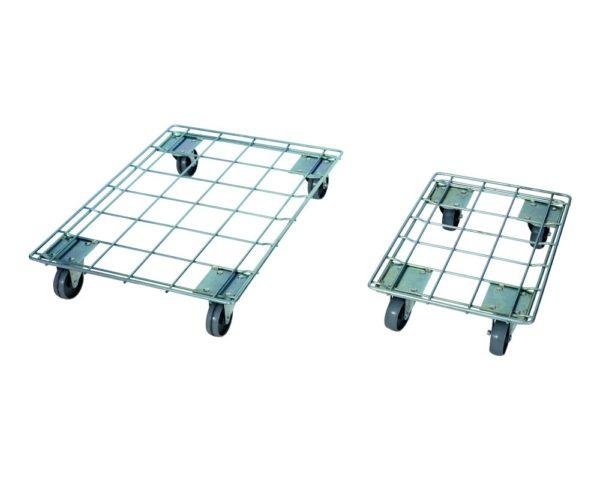 trolley voor kratten