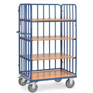 Etagewagen voor magazijn